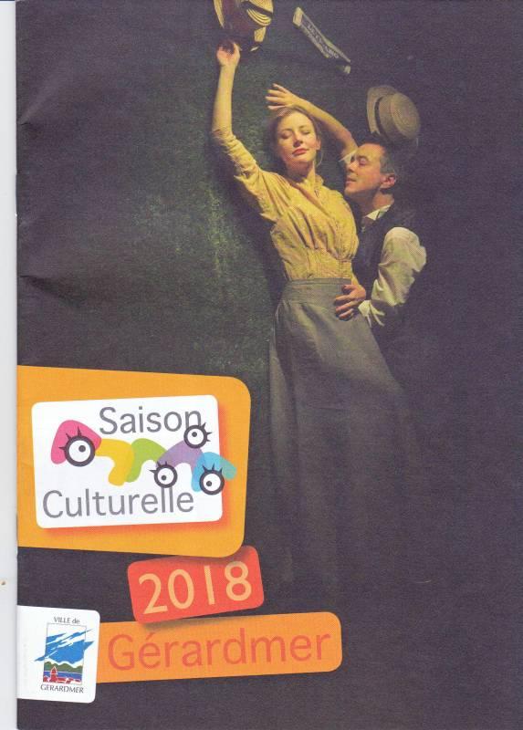 saison culturelle 2018