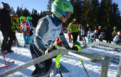 Micro coupe ski alpin