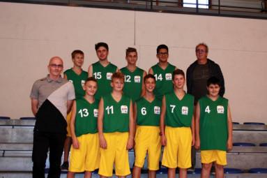 ASg basket U15 2018