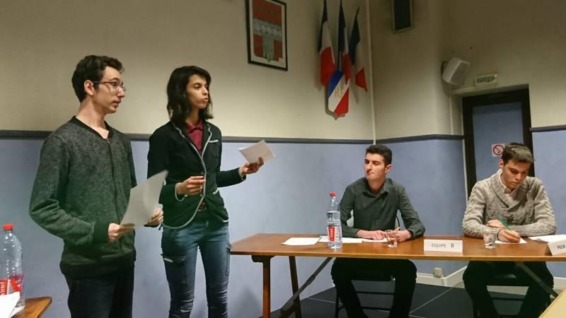 Le lycée Malraux était opposé à la Haie Griselle.