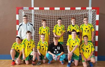 U15 handball 2017-2018
