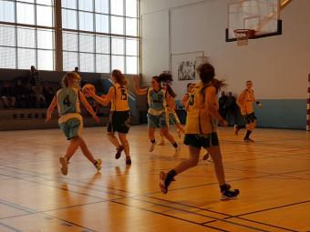 seniors filles asg basket 2018