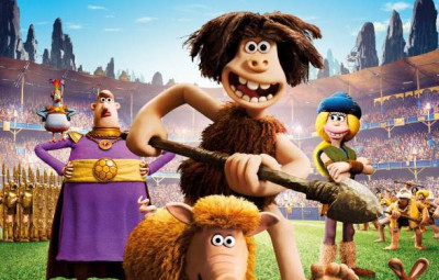 EARLY MAN 2 AFFICHE