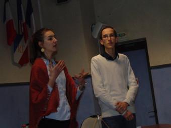 Bravo à Amandine & Adrien !