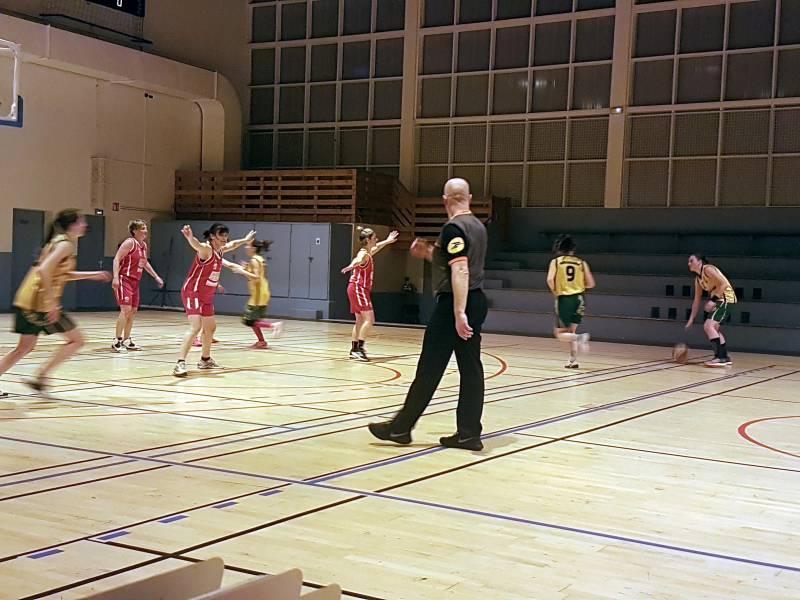 filles seniors asg Basket (2)