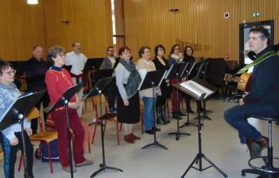 M. Horvat carnaval harmonisé école de musique