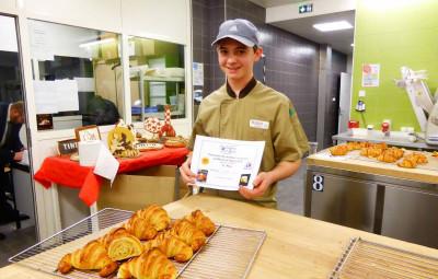 concours meilleur croissant au beurre lorraine