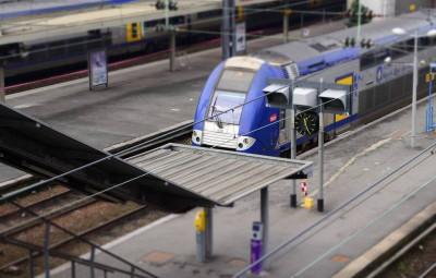 sncf- train gare