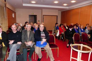 L'assemblée des représentants des Clubs Lions Vosgiens