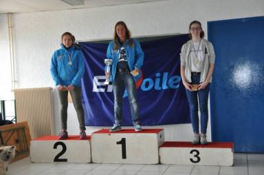 Podium racebord filles