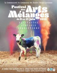 arts mélangés festival 2018