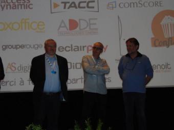 Thierry Tabaraud , Jean-Marc Carpels et  Jean Walker ont eux aussi fait partie de l'équipe chargée de la programmation de cette 22é édition.