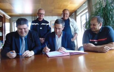 signature convention sdis UD 88 sapeurs (1)