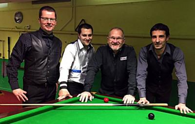 snooker finale championnat