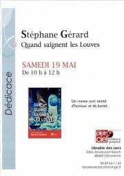 Dédicace Gérard