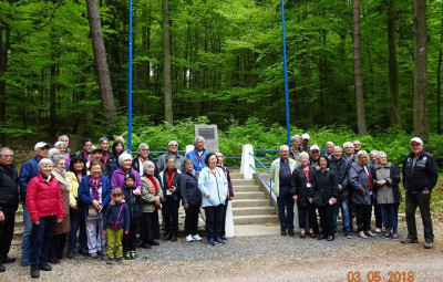 Monument US Foret Helledray BRUYERES