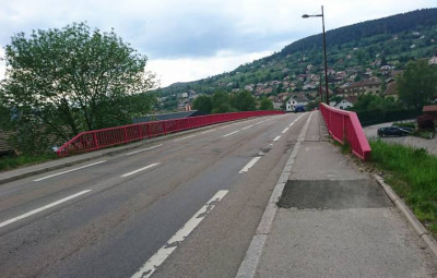 pont de la jamagne