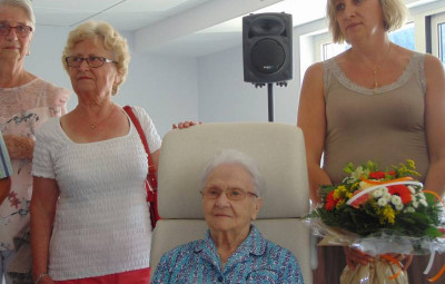 Georgette Thiery 100 ans Ehpad (1)