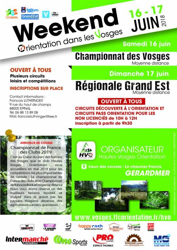 flyers info gérardmer 2018