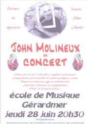 john molineux affiche
