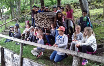sortie scolaire marie curie 2018