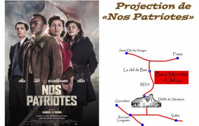 scierie lançoir 2018-projection Patriotess.1