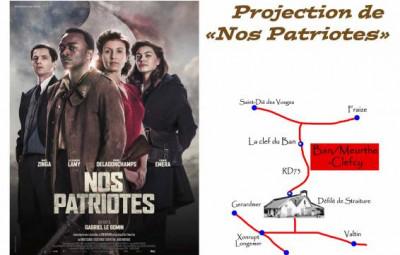 scierie lançoir 2018-projection Patriotess.1