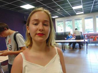 Lucie Bonne - 16,06 - TS, Gérardmer