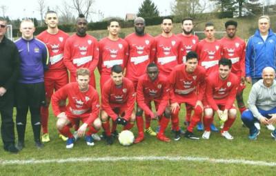 Le FC Remiremont monte en National 3