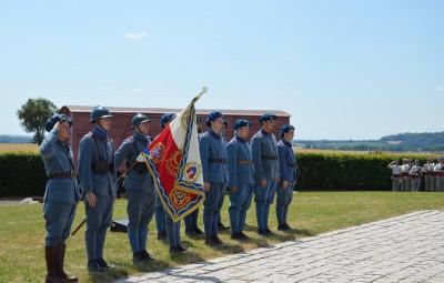 hommage legionnaires tchèques