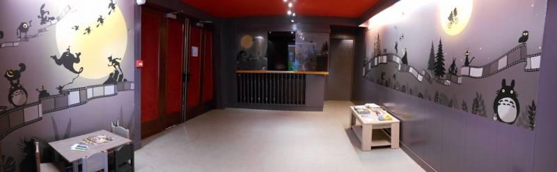 hall d'entrée MCL