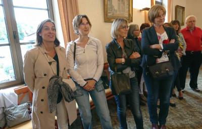 Les nouvelles venues, notamment à l'école Jean Macé.