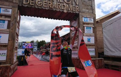 Tom Lecomte triathlon 2018 Gérardmer