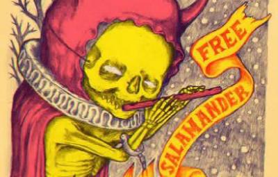 free salamnder au grattoir gérardmer
