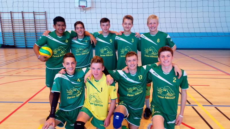 juniors garçons asg volley 2018-2019