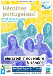 Héroïnes portugaises