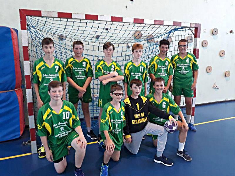 moins de 15 ASG handball