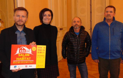 jean-Philippe Foucat, Stéphanie Didon, Alain Beguer et Michel Filstroff.
