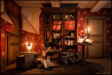 Bibliothèque CR Couleur et clair obscur