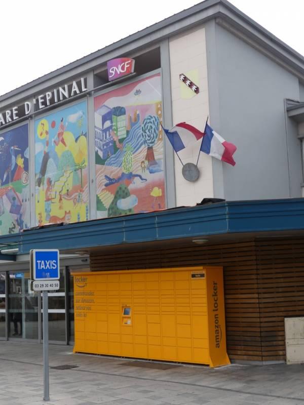 Gare-Lucile