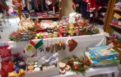 marché de noel secours catholique le Chalet