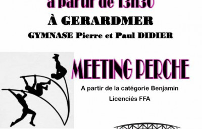 meeting perche athlé vosges