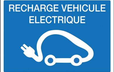 borne recharge vehicule electrique