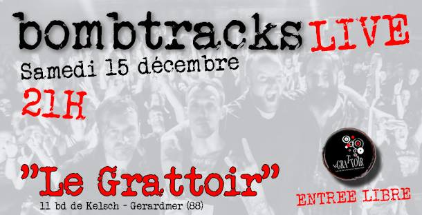 bombtracks grattoir