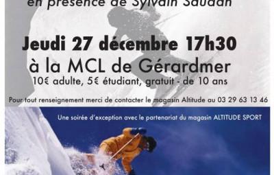 sylvain saudan MCL Gérardmer