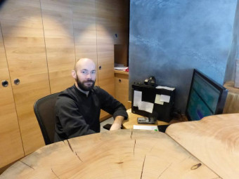 Gabriel Leleu à la tête d'Interlaken