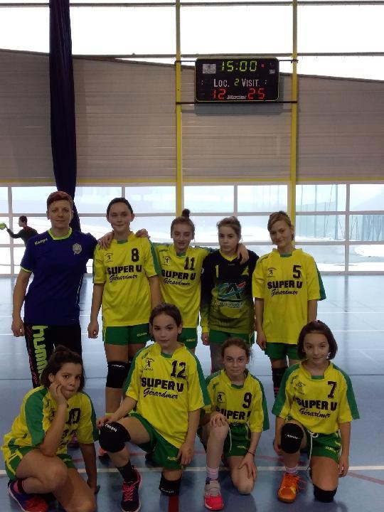 handball U13 2019
