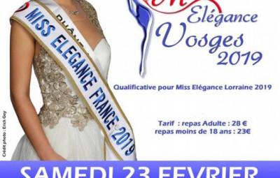 miss elegance vosges 2019