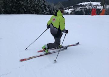 telemark ASg ski alpin