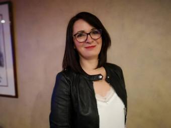 Lætitia Bourgeois, nouvelle présidente d'AEM.